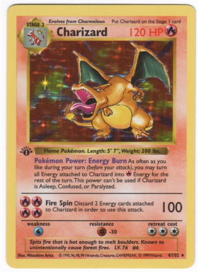 how to tell what set your pokemon card is