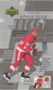 2000/01 Upper Deck Series 1 Hockey Hobby Box