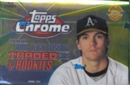 2000 Topps Chrome Traded & Rookies Baseball Factory Set (Box)