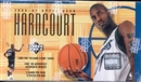 2000/01 Upper Deck Hardcourt Basketball Hobby Box