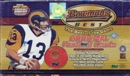 2000 Bowman's Best Football Hobby Box