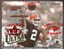 2000 Fleer Ultra Football Hobby Box