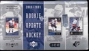 2000/01 Upper Deck Rookie Update Hockey Hobby Box