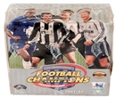 2001/02 WOTC Soccer (Football) Champions F.A. Premier League Booster Box