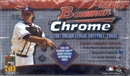 2001 Bowman Chrome Baseball Hobby Box