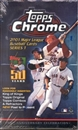 2001 Topps Chrome Series 1 Baseball Hobby Box