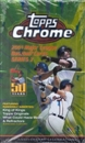 2001 Topps Chrome Series 2 Baseball Hobby Box