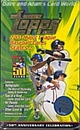 2001 Topps Series 2 Baseball 36 Pack Box