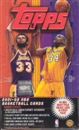 2001/02 Topps Basketball Jumbo Box