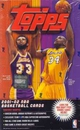 2001/02 Topps Basketball 36 Pack Box