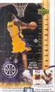 2001/02 Upper Deck Series 1 Basketball Hobby Box