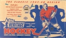 2001/02 Topps Heritage Hockey Hobby Box