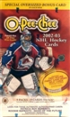 2002/03 O-Pee-Chee Hockey 9-Pack Box