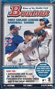 2002 Bowman Baseball Hobby Box