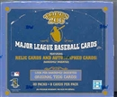 2002 Topps T-206 Series 1 Baseball Hobby Box