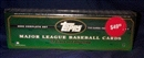 2002 Topps Baseball Retail Factory Set (Box) (Green)