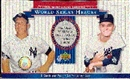 2002 Upper Deck World Series Heroes Baseball Hobby Box