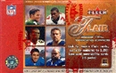 2002 Fleer Flair Football Hobby Box