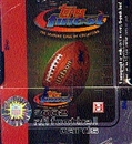 2002 Topps Finest Football Hobby Box