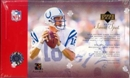 2002 Upper Deck Sweet Spot Football Hobby Box