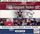2002/03 Pacific Vanguard Hockey Hobby Box