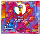 2002 Panini FIFA World Cup Trading Card Box