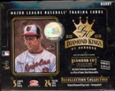 2003 Donruss Diamond Kings Baseball Hobby Box