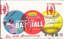 2003 Fleer Tradition Baseball Hobby Box