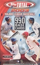 2003 Topps Total Baseball Hobby Box