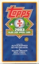 2003 Topps Series 1 Baseball Jumbo Box