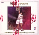 2003/04 Fleer Avant Basketball Hobby Box
