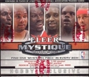 2003/04 Fleer Mystique Basketball Hobby Box