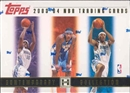 2003/04 Topps Contemporary Collection Basketball Hobby Box