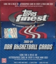 2003/04 Topps Finest Basketball Hobby Box