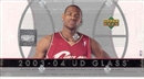 2003/04 Upper Deck Glass Basketball Hobby Box