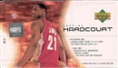 2003/04 Upper Deck Hardcourt Basketball Hobby Box