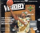 2003/04 Upper Deck Victory Basketball Box