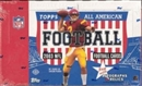 2003 Topps All American Football Hobby Box