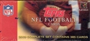 2003 Topps Football Factory Set (Box)