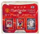 2003 Upper Deck Manchester United Strike Force Soccer Booster Box (As Is)
