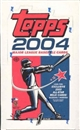 2004 Topps Series 1 Baseball Hobby Box