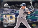 2004 Upper Deck Reflections Baseball Hobby Box