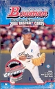 2004 Bowman Draft Picks And Prospects Baseball Hobby Box