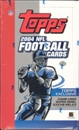 2004 Topps Football Hobby Box