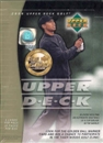 2004 Upper Deck Golf Hobby Box