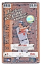 2005 Donruss Leather & Lumber Baseball Blaster Box