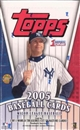2005 Topps Series 1 Baseball Jumbo Box