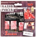 Image for  2006 Razor Poker Hanger Pack (48 Pack Lot)