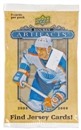2008/09 Upper Deck Artifacts Hockey Retail Pack