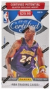 2009/10 Panini Certified Basketball 3 Pack Hobby Box